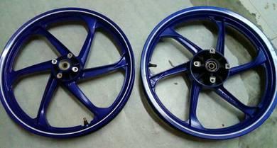 Sportrim 125zr Biru Gp