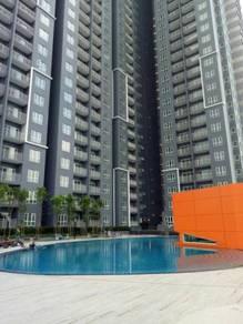 The Holmes Condo, Bandar Tun Razak, HUKM, Taman Midah, Cheras