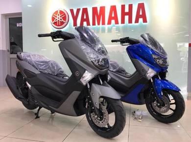 YaMaHa NMax 155 Dp 1080