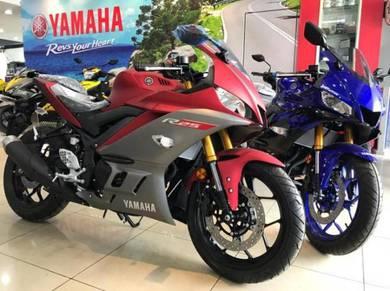 2018 YaMaHa YZF-R25 (R25) Dp