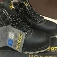 Safety shoes brand Boxter