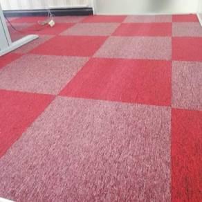 Carpet jenis tile pasang pejabat