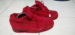 Nike flight triple red