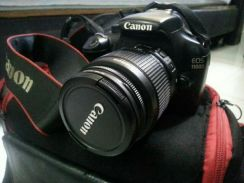 Camera canon dslr 1100d