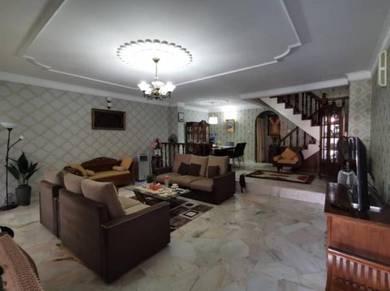 [BEAUTIFUL RENO UNIT] 2 Storey House, Tmn. Maju Jaya, Pandan Indah