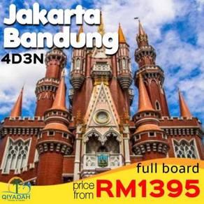 Jakarta Bandung Series 2019