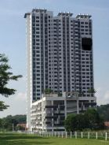 Sky View Service Apartment Bukit Indah FOR SALE