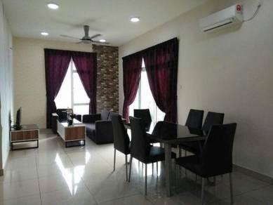 M condo / M condominium larkin johor for sale