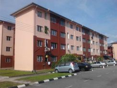 Flat Bt.9 Taman Sri Jaya, Matang Jaya, Kuching