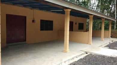 Rumah 3 unit untuk dijual pada tanah seluas 13370kps