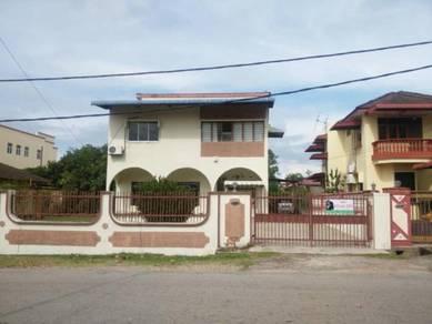 2 Sty Bungalow at Tmn Sejati, Sg Petani. Town area. Huge land