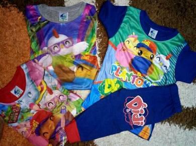 Pyjamas kanak kanak murah