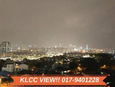 Vantage point [klcc view] at desa petaling