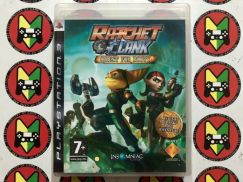 [USED]PS3 Ratchet And Clank Quest For Booty
