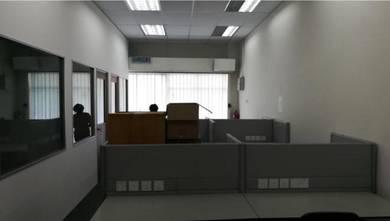 Perai (opp Mydin) - Medan Pauh Jaya - office (carpet, room)