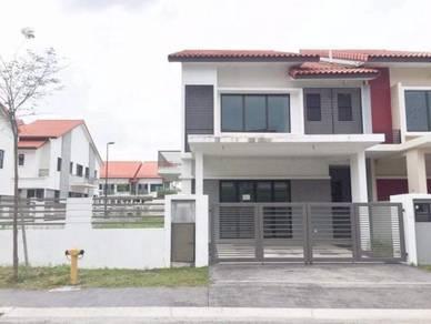 FREEHOLD 2 Storey Terrace End Lot Pentas 2, Alam Impian Shah Alam