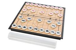 Chinese Chess Set Magnetic Foldable Board