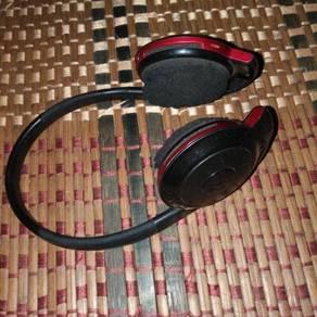 Wireless bluettoth headphone