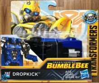 Hasbro transformers dropkick
