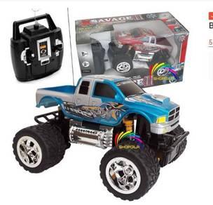 Big-Foot X-Savage II Remote Control Car kids toy
