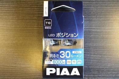 PIAA LED Bulb T10 White 6000K