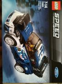 Lego Speed Champion 75885