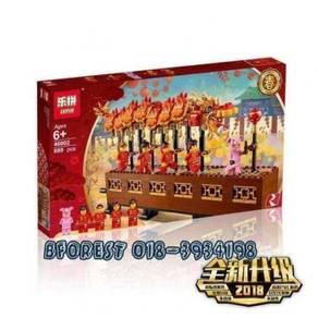 Brand LP 46002 Dragon Dance block 699pcs+-