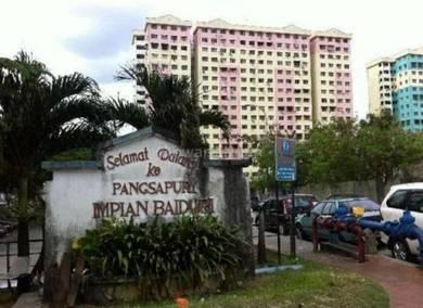 [LOW COST TERBATAL] Impian Baiduri Apartment,Seksyen 51A Petaling Jaya