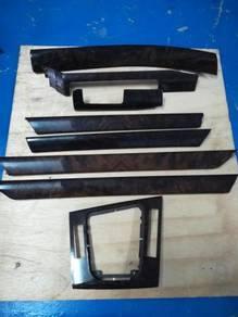 Lining bmw e46 colour kayu