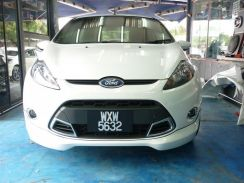 Ford Fiesta Oem Bodykit With Piant