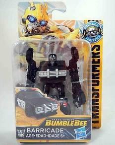 Hasbro transformers barricade