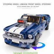 Brand LP 21047 Ford Mustang GT Fastback 1648pcs+-