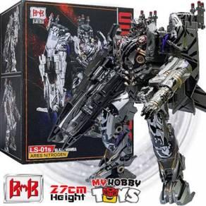 Black Mamba Transformers - LS-01S Ares Nitrogen