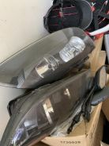 Head lamp and rear lamp audi q7 2006/07/08