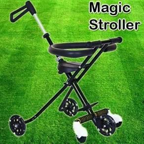 N9 - Magic Stroller 5 wheels