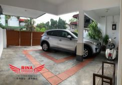 Ipoh garden south Freehold double Storey house