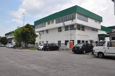 3 Storey Semi D Factory Warehouse, Taman Shamelin Perkasa