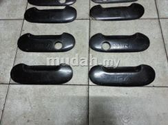 Door garnish mira half moon for kancil