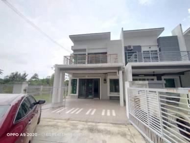 Sendayan Nusari Bayu Seremban Endlot With 11 Feet Land