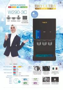Water Filter Penapis Air Bio ULTRA cooler GREEN F]