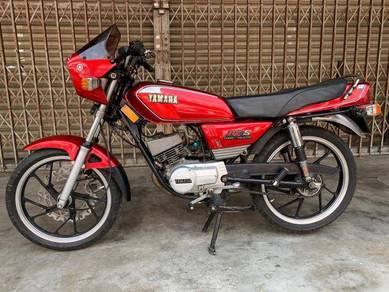 Yamaha RXS115 RXS 115