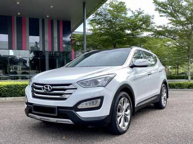 Used Hyundai Santa Fe for sale