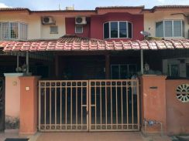 Double storey terrace bandaer tasik kesuma fasa 1 (fasing open)