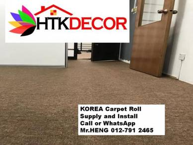 Specialists installation of Carpet Rolls 77LM