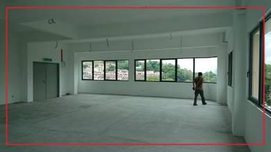 4 Sty Office, Tmn Len Sen Tmn Connaught acces to KL & Kajang (Q2433)