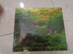 New Relaxing & Meditation Thai Music CD