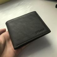 Leather wallet (FÉRAUD)