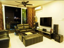 Renovated & Fully Furnished Tropics Condo, Jalan Song For Rent