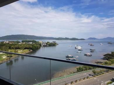 2000 sqft sea view condominium in the city center
