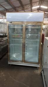 Used chiller 2 doors forsale